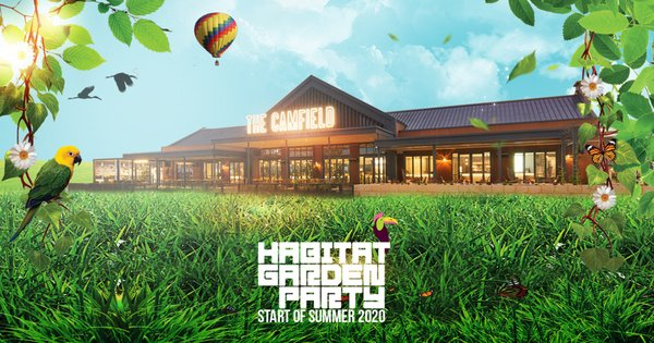 Habitat Garden Party - Start of Summer 2020 tickets