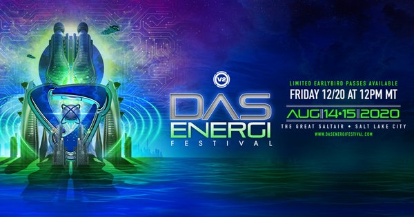 Das Energi 2021 tickets