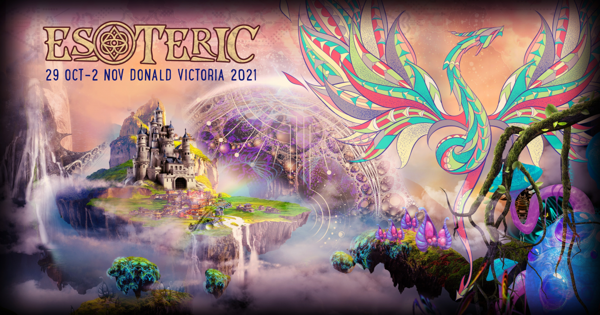 Esoteric 2021 tickets