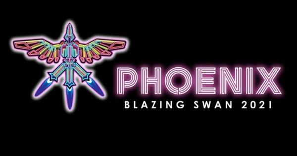 blazing swan 2021 : phoenix tickets