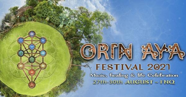 Orin Aya Festival 2021 tickets